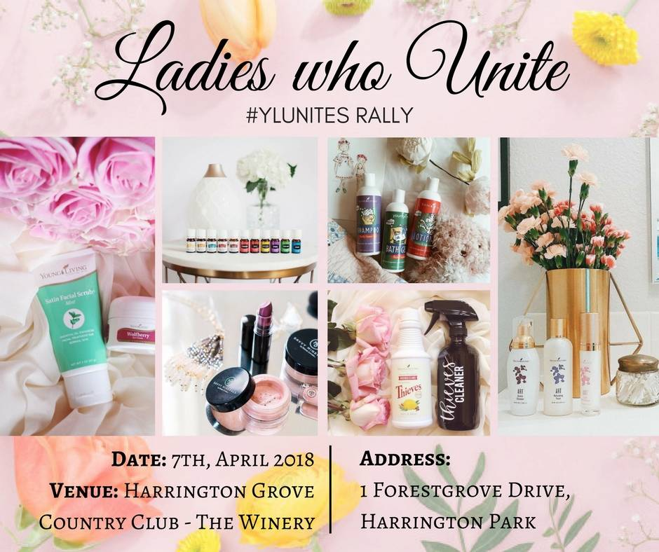 Ladies Who Unite Event