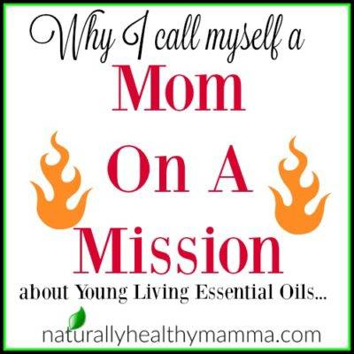 If I could tell you our Essential Oil Story...you might start using them too.