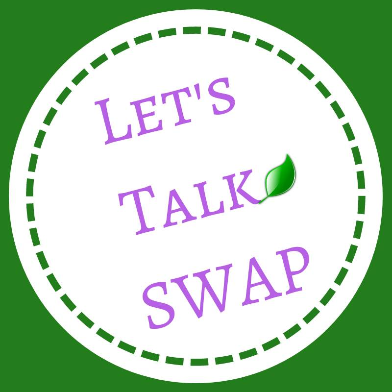 Let's Talk SWAP...(dryer sheets)