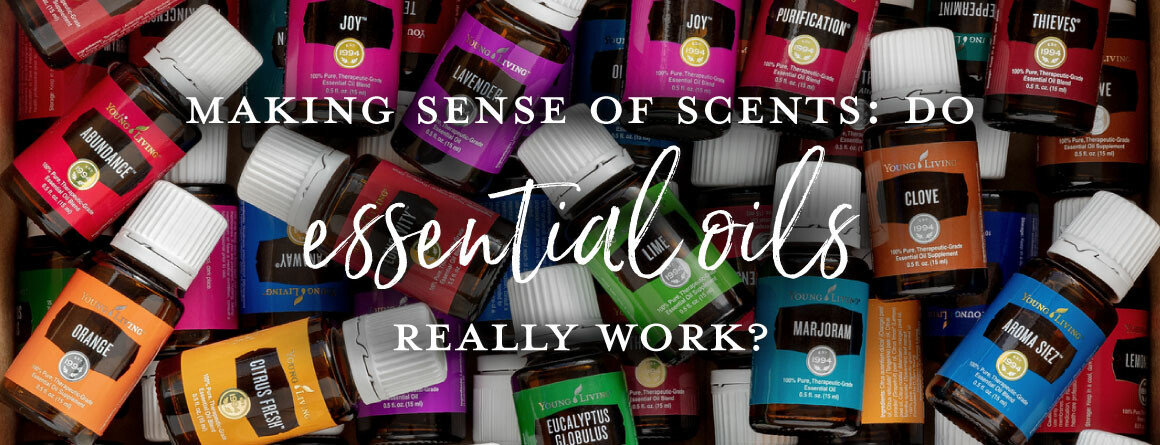 Essential oils are for everyone!