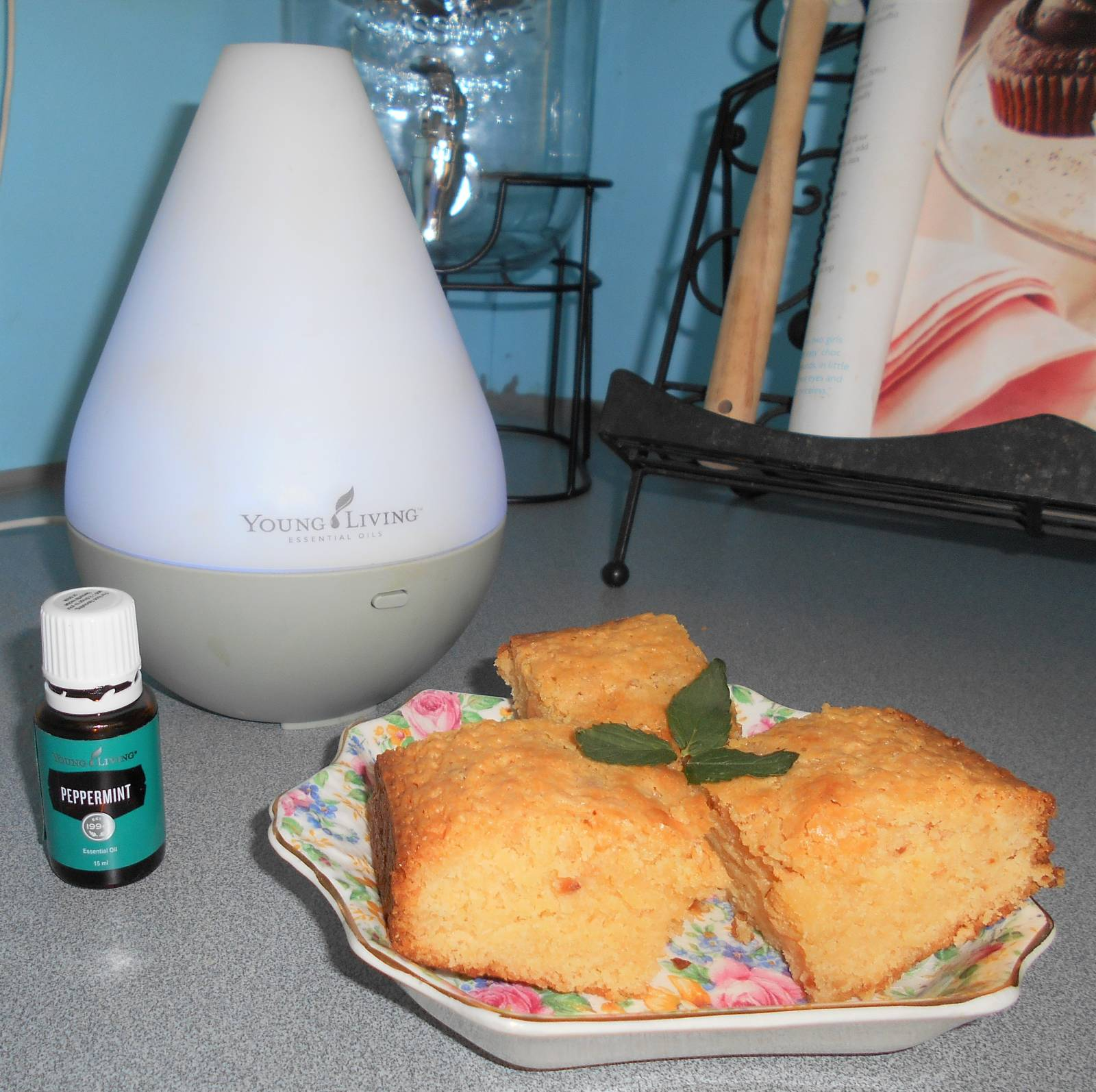 Having Fun Cooking with Young Living Essential Oils: Recipe # 1