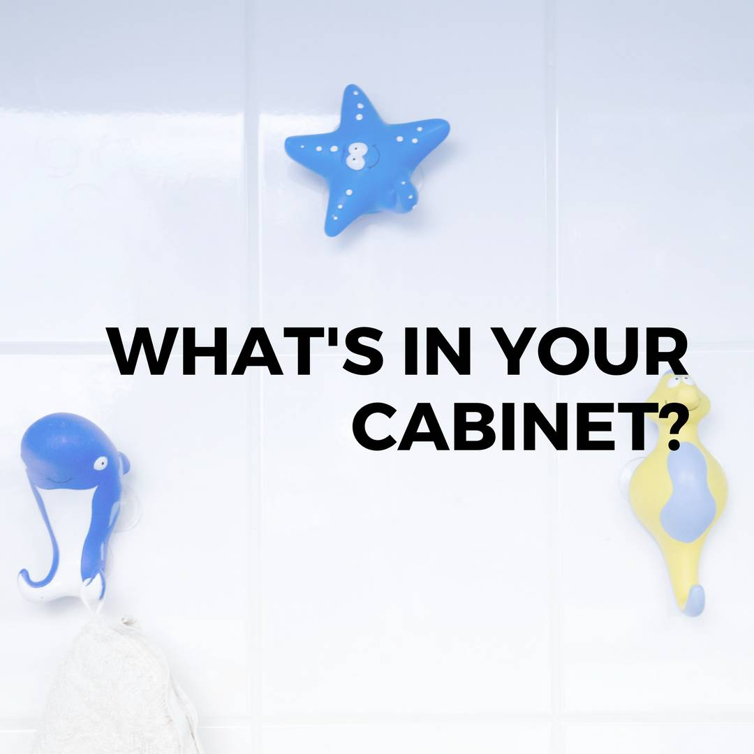 What's in your cabinet?