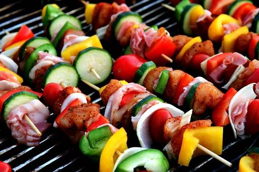 You Can Grill and Use Your Essential Oils