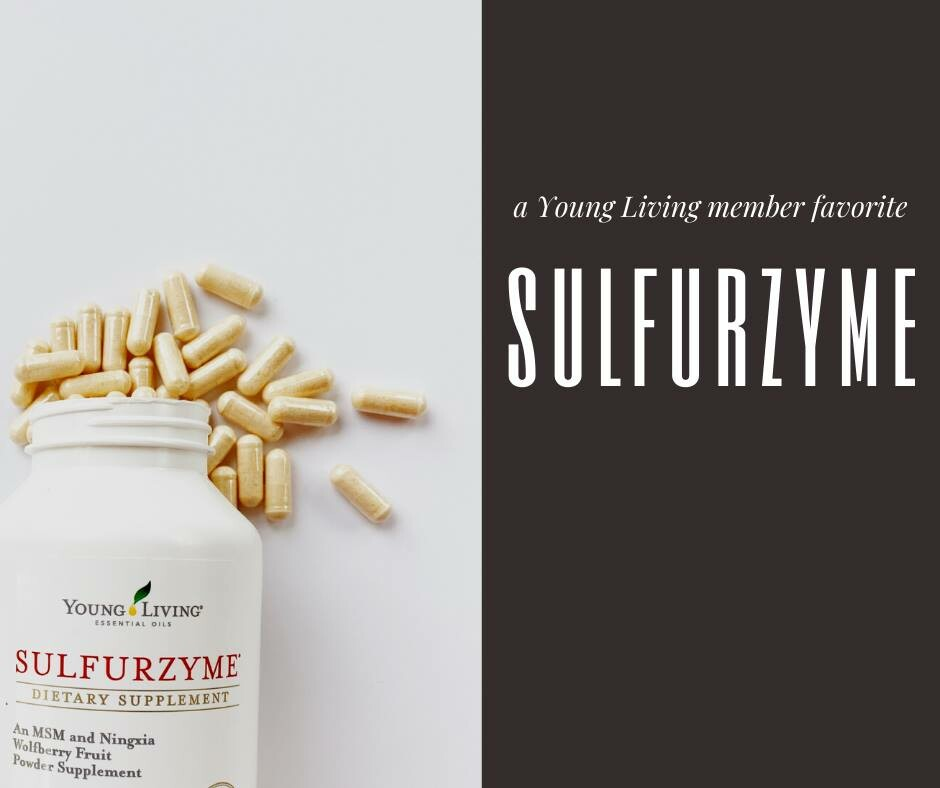 Sulfurzyme equals amazing