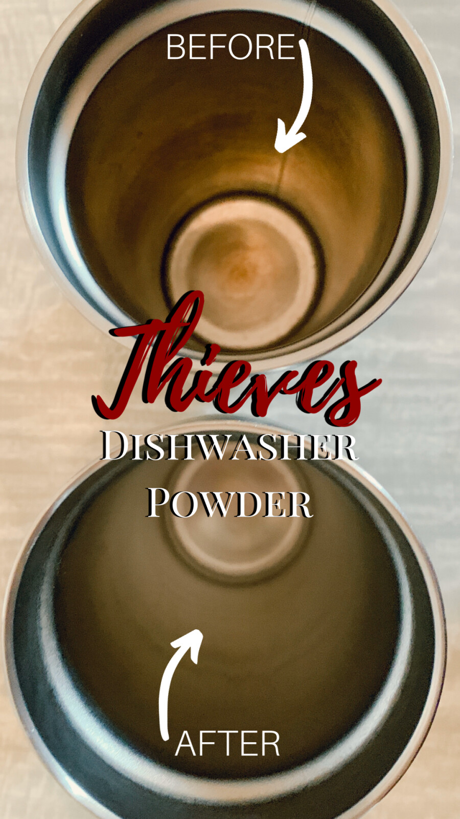 Reasons You Probably Need Thieves Dishwasher Powder...  Even if YOU Don't Have a Dishwasher