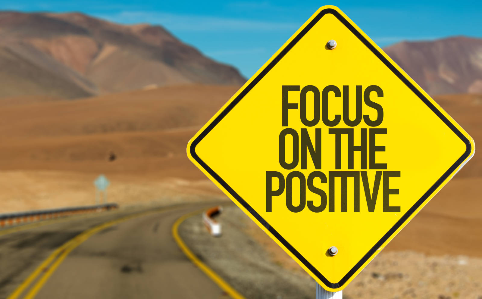 The Power of Happiness: 4 - Focus on a Positive Outcome