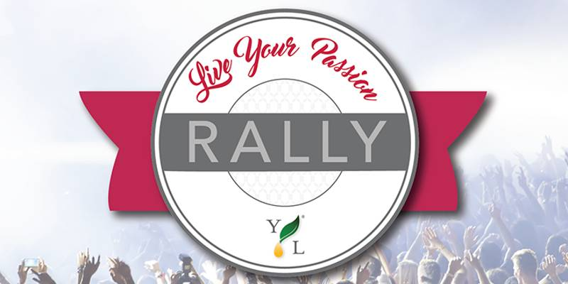Join the next Live Your Passion Rally!