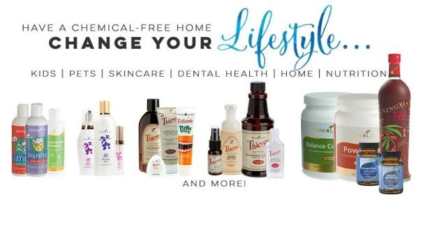 Ditch and Switch Your Toxic Products! - Our Top Young Living Products for Daily Use