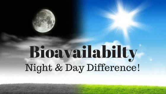 Bioavailability: What is it and why is it important?