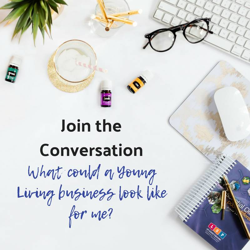 What Could a Young Living Business Look Like for Me?