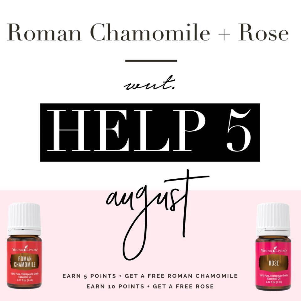 FREE Roman Chamomile and FREE Rose?!  HOW?!?!?