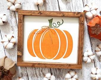 A Few of My Favorite Things: It's Pumpkin Season!
