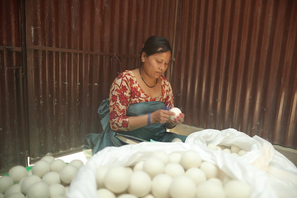 Empowering Women in Nepal Through April's PV Promo