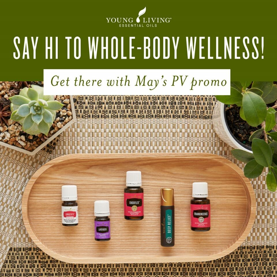 May Promos You Won't Want to Miss!