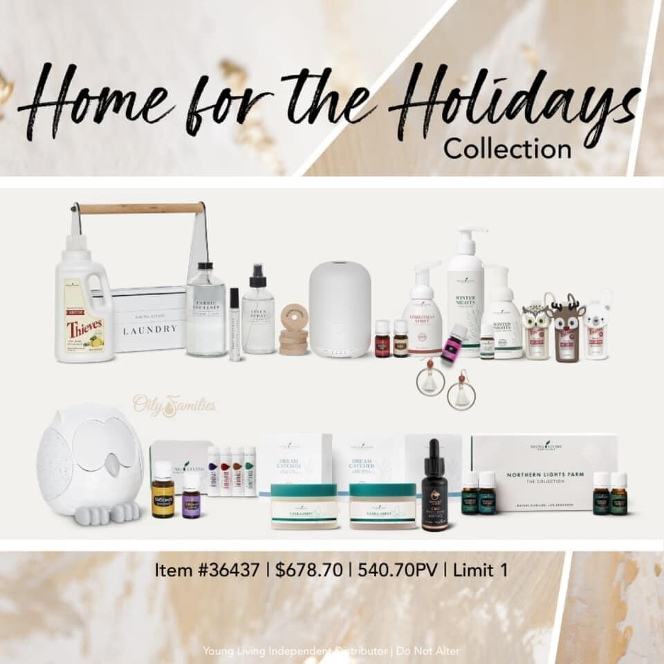 The Holiday Catalog Has Officially Launched!