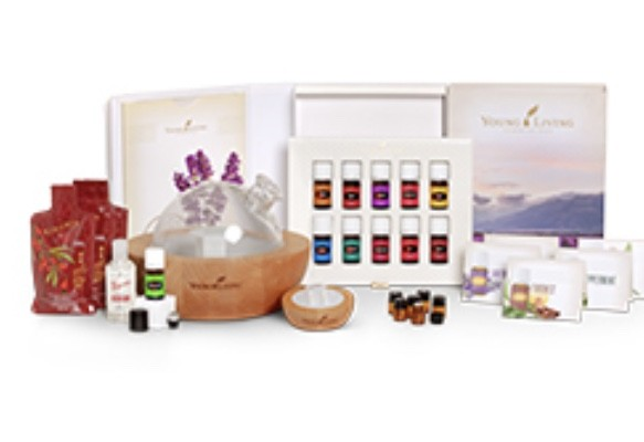 Premium Starter Kit with Aria Diffuser