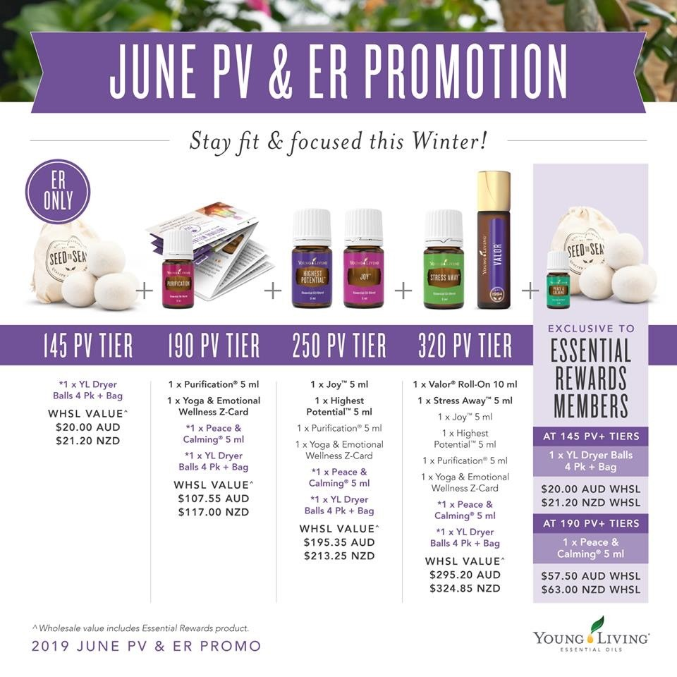 WINTER JUNE PROMO