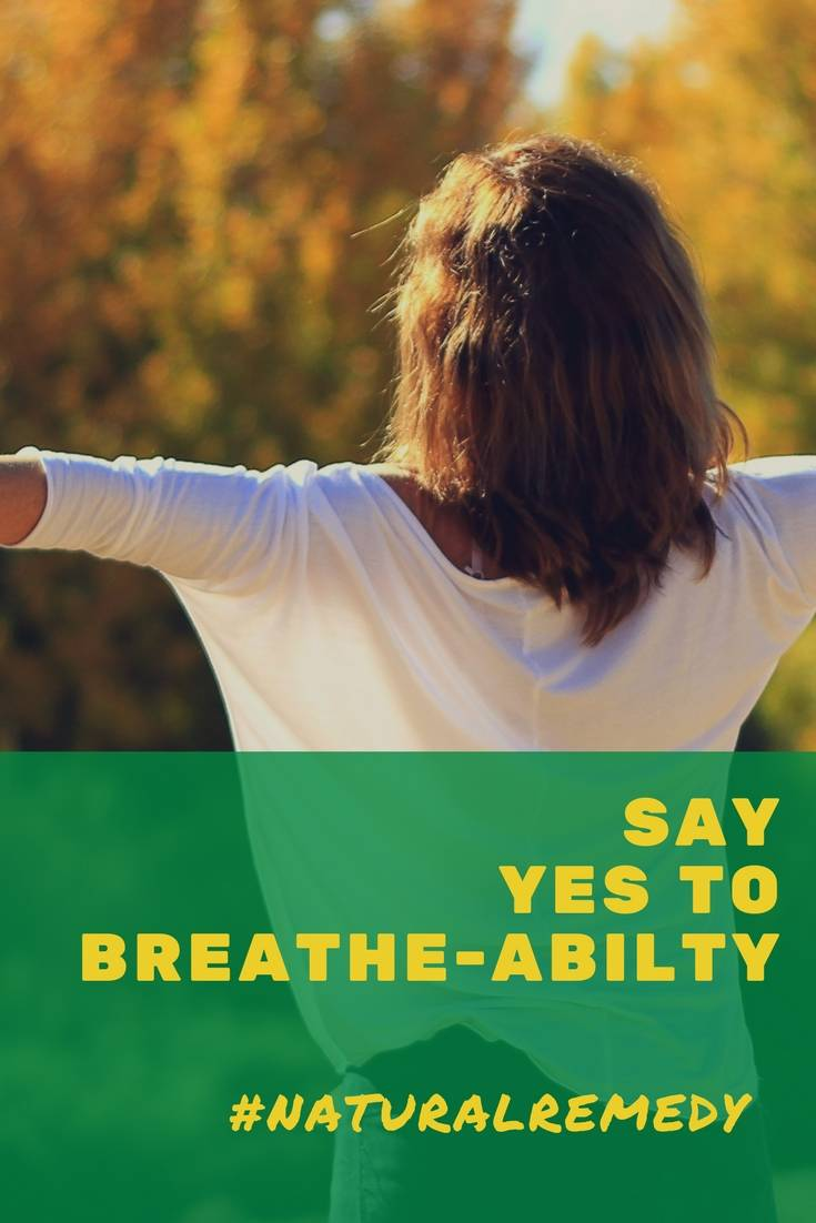 Yes to BREATHE-ability!