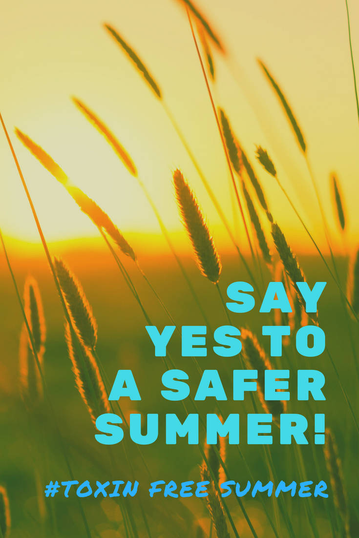 Yes to a Safer Summer!