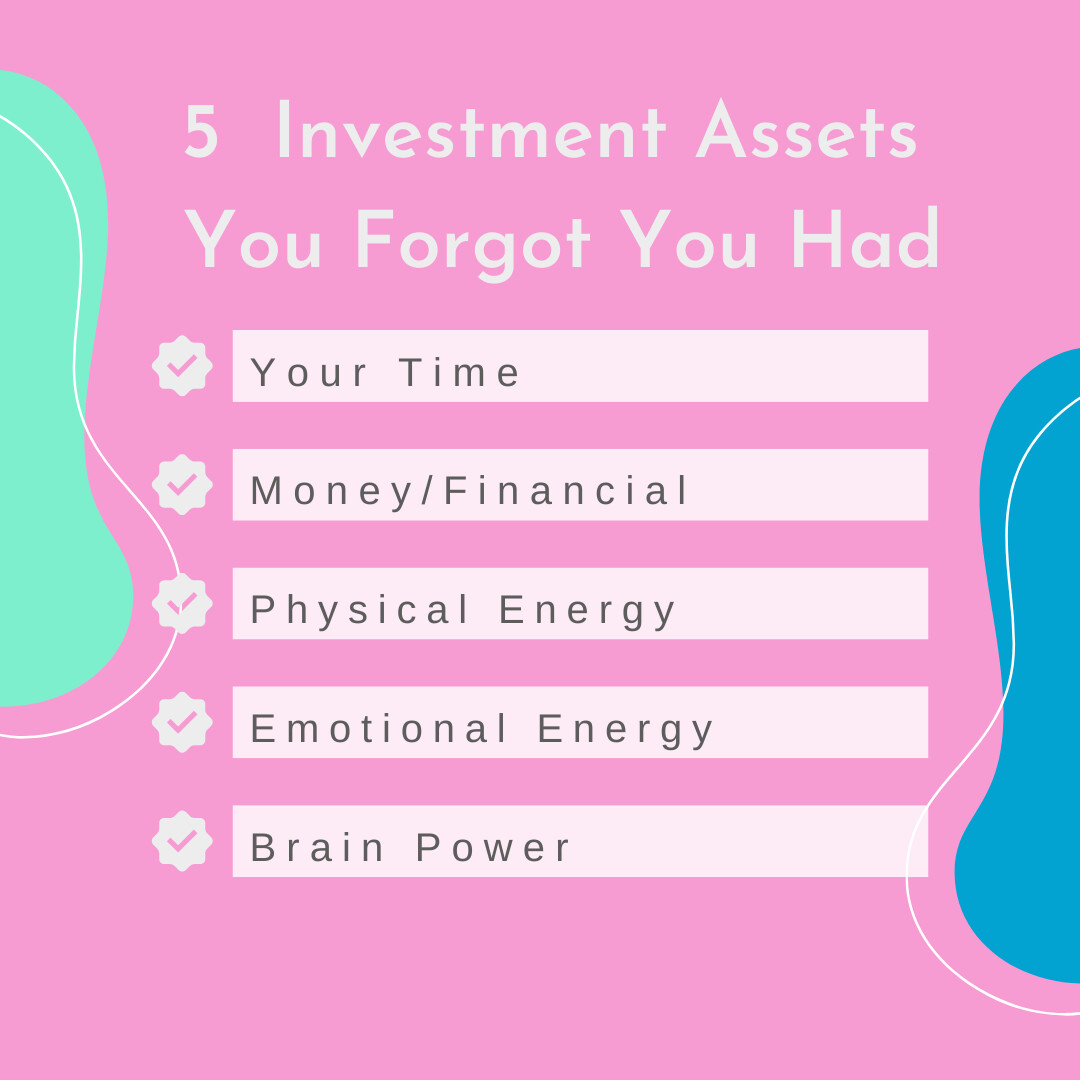 Podcast Episode 8 | Legacy Ladies Know Their 5 Major Investments