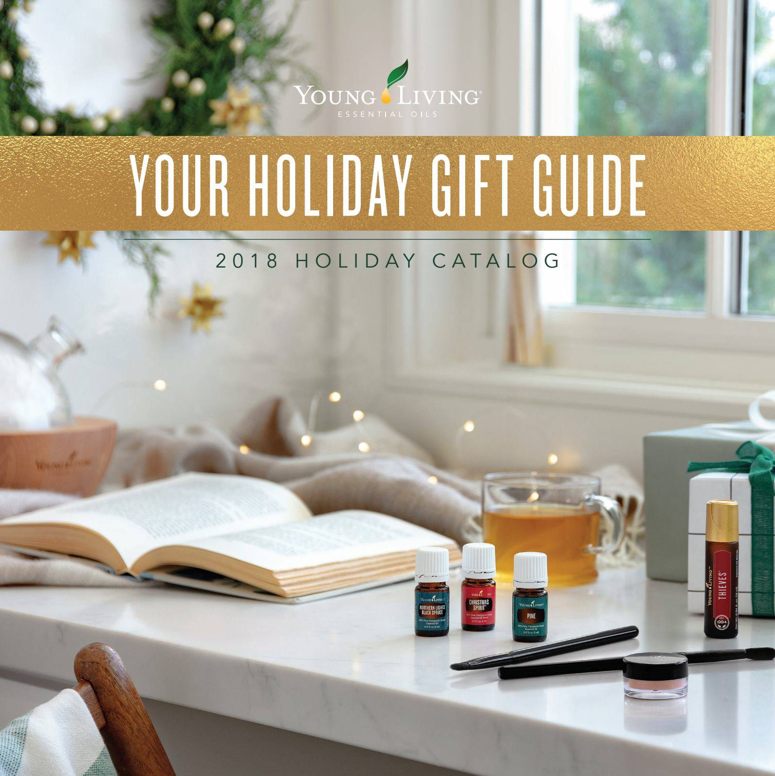 Introducing the HOLIDAY CATALOG!!