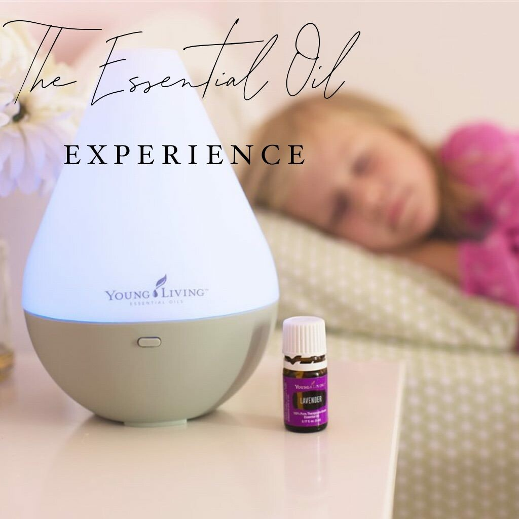 The Essential Oil Experience!  Now with TWO Options!