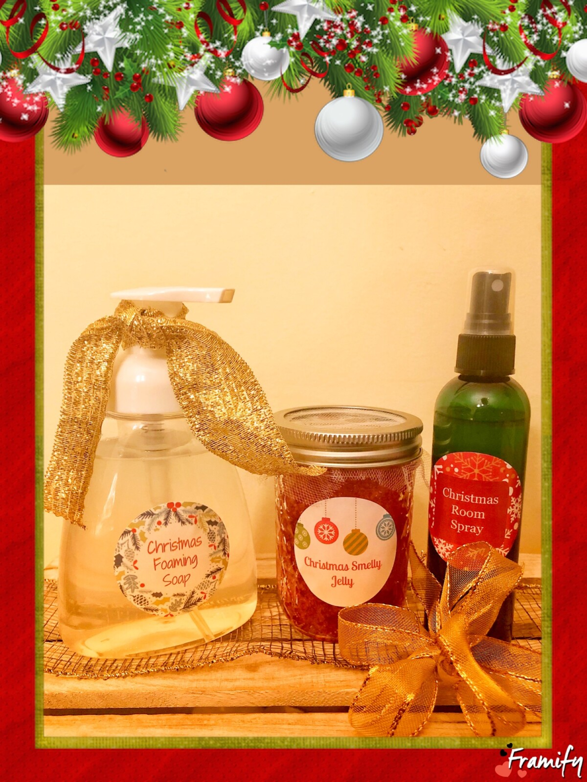 Christmas DIY with Essential Oils!  Free E-book and Free Printables!