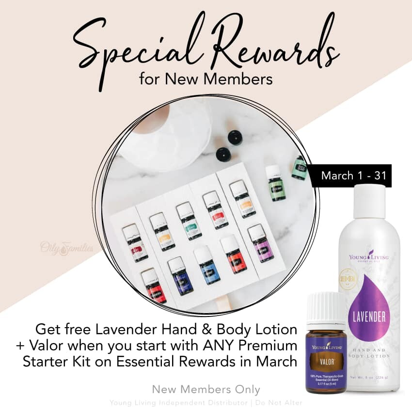 The BEST Free Gift with Starter Kit from Young Living that I've EVER seen! Including our THIEVES Kit