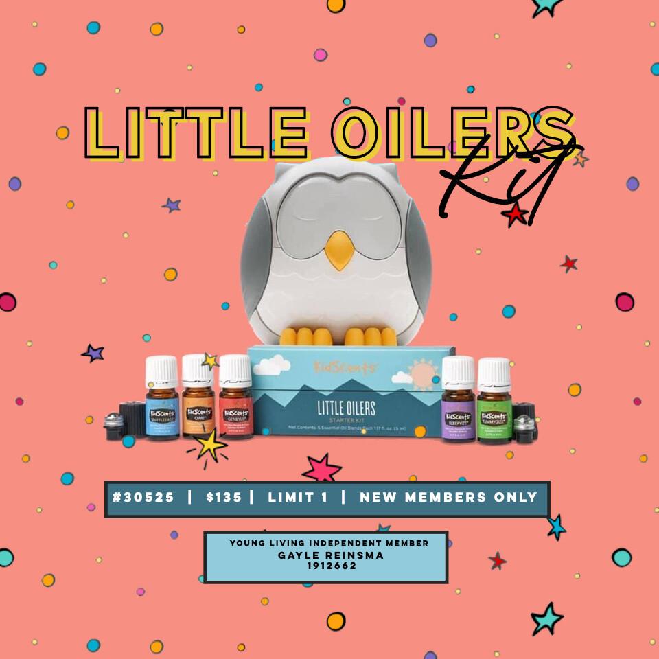 WOW!! Kids LOVE essential oils!  Young Living Loves Kids!