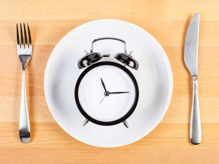 Intermittent fasting and the benefits
