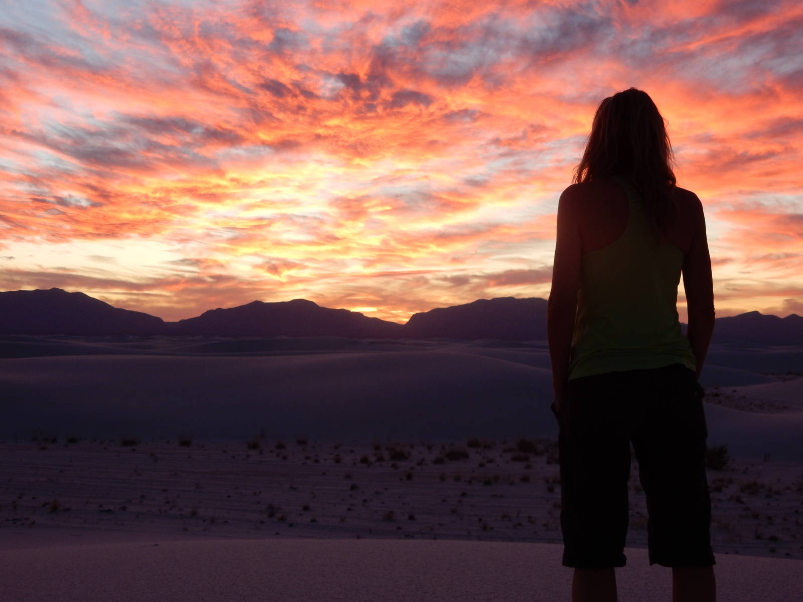 White Sands National Monument....A Road Trip to Remember
