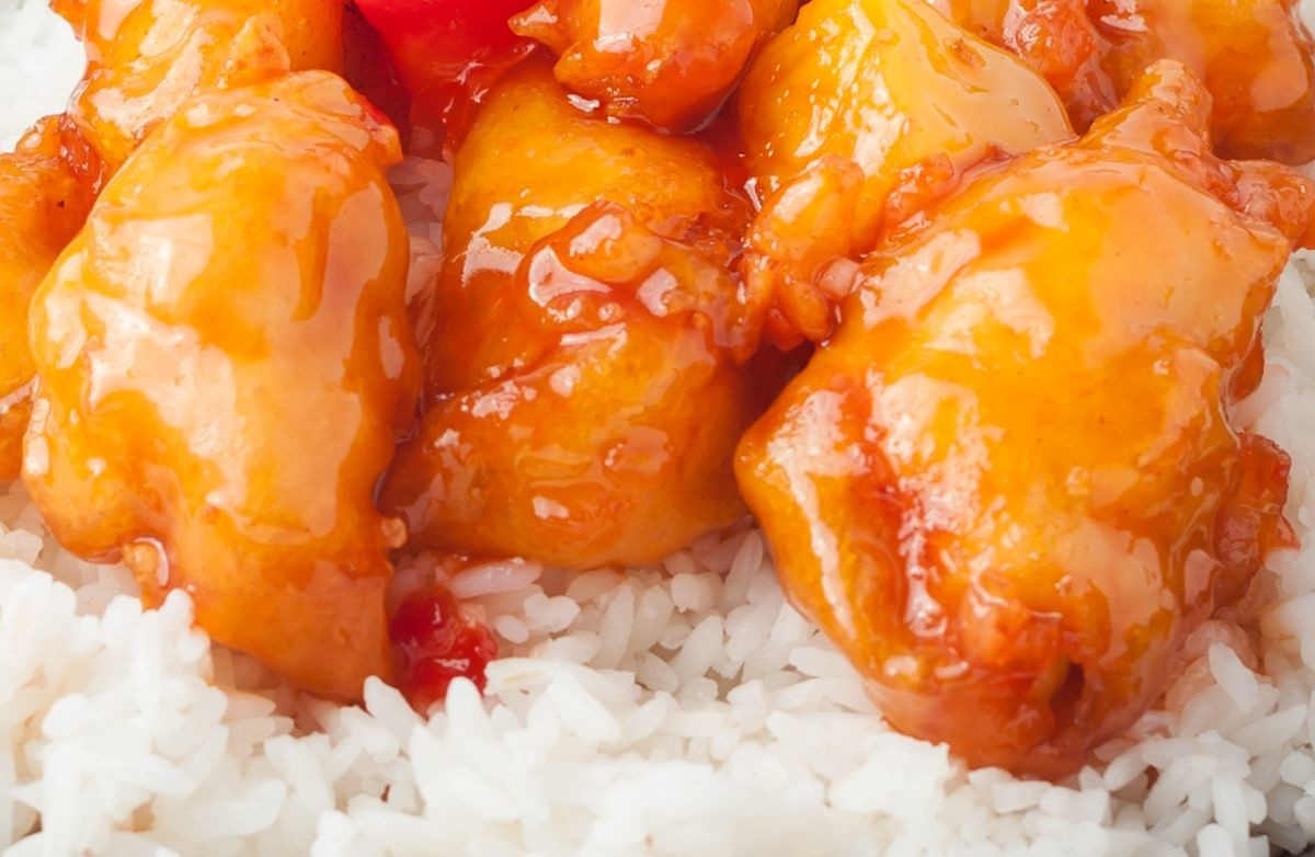 Spicy Orange Chicken with Vitality Oils