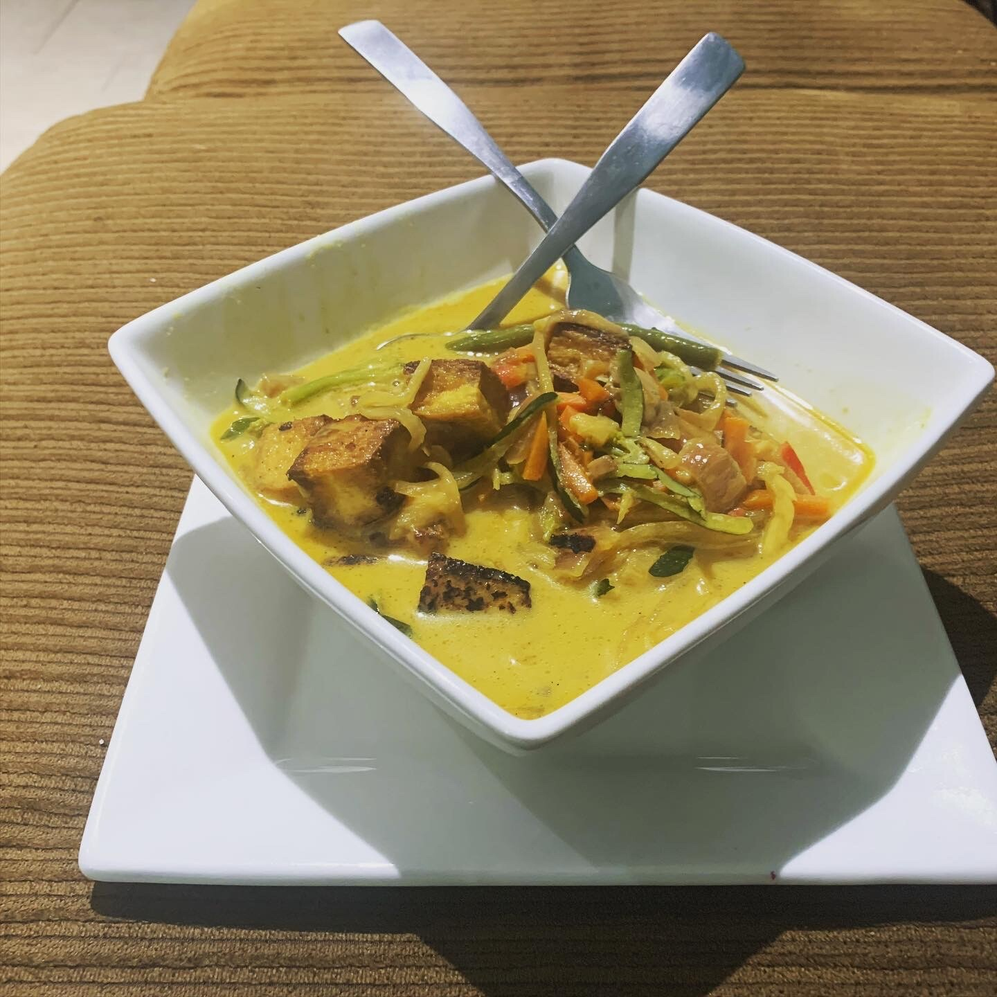 Thai Coconut Noodle Bowl