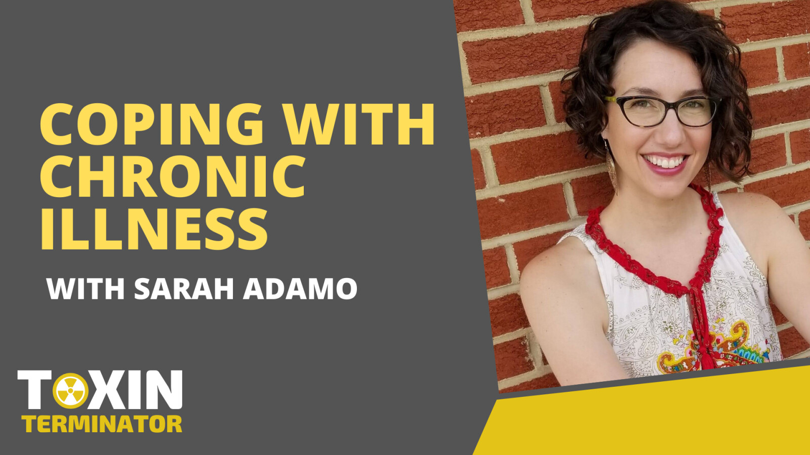 Coping with Chronic Illness with Sarah Adamo