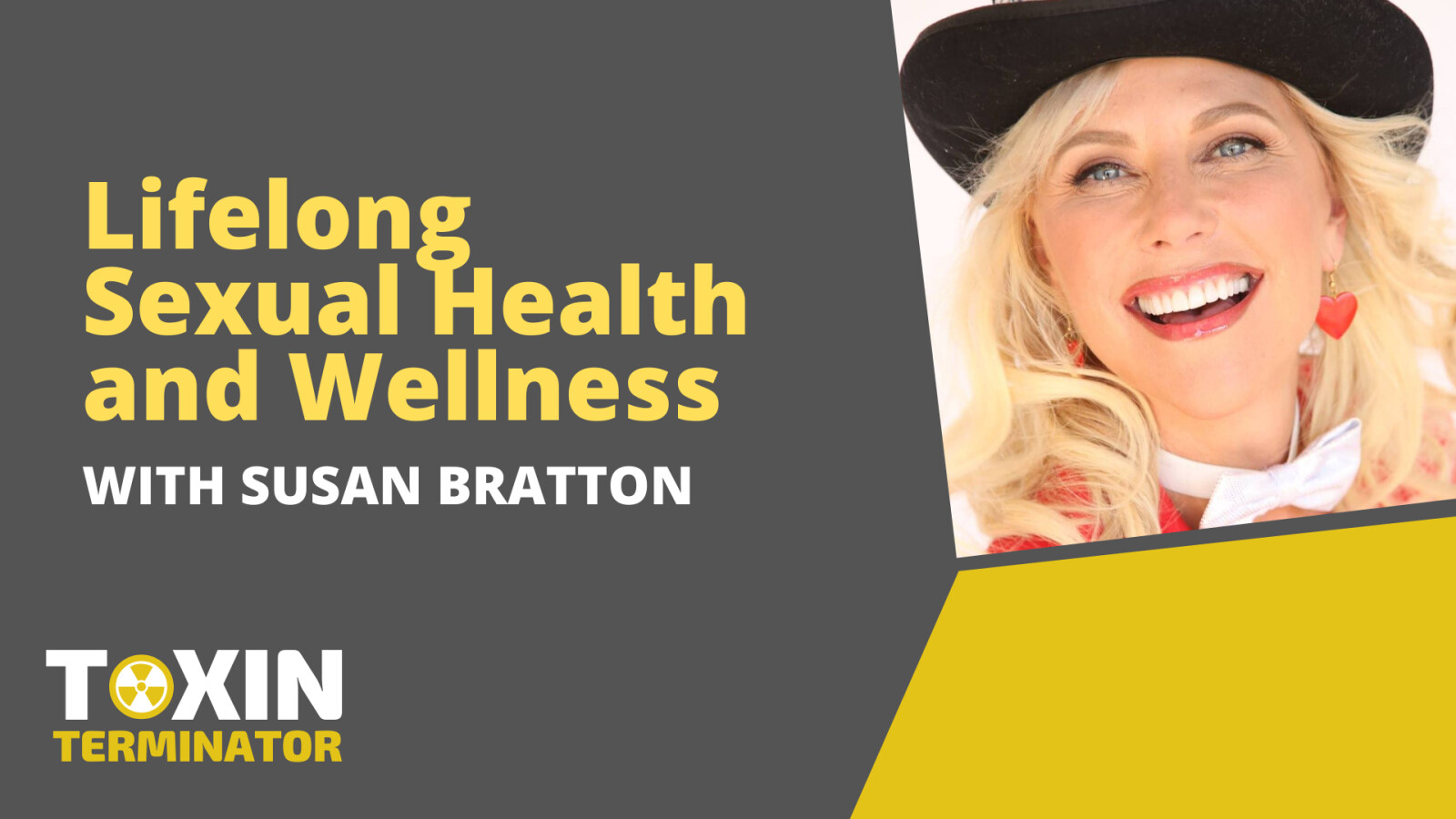 Lifelong Sexual Health and Wellness with Susan Bratton