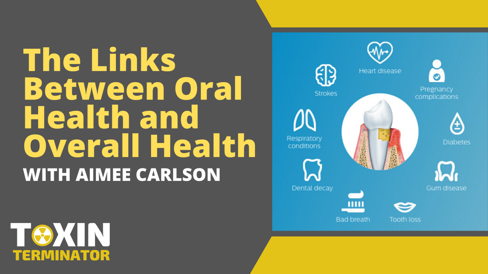 The Links Between Oral Health and Overall Health