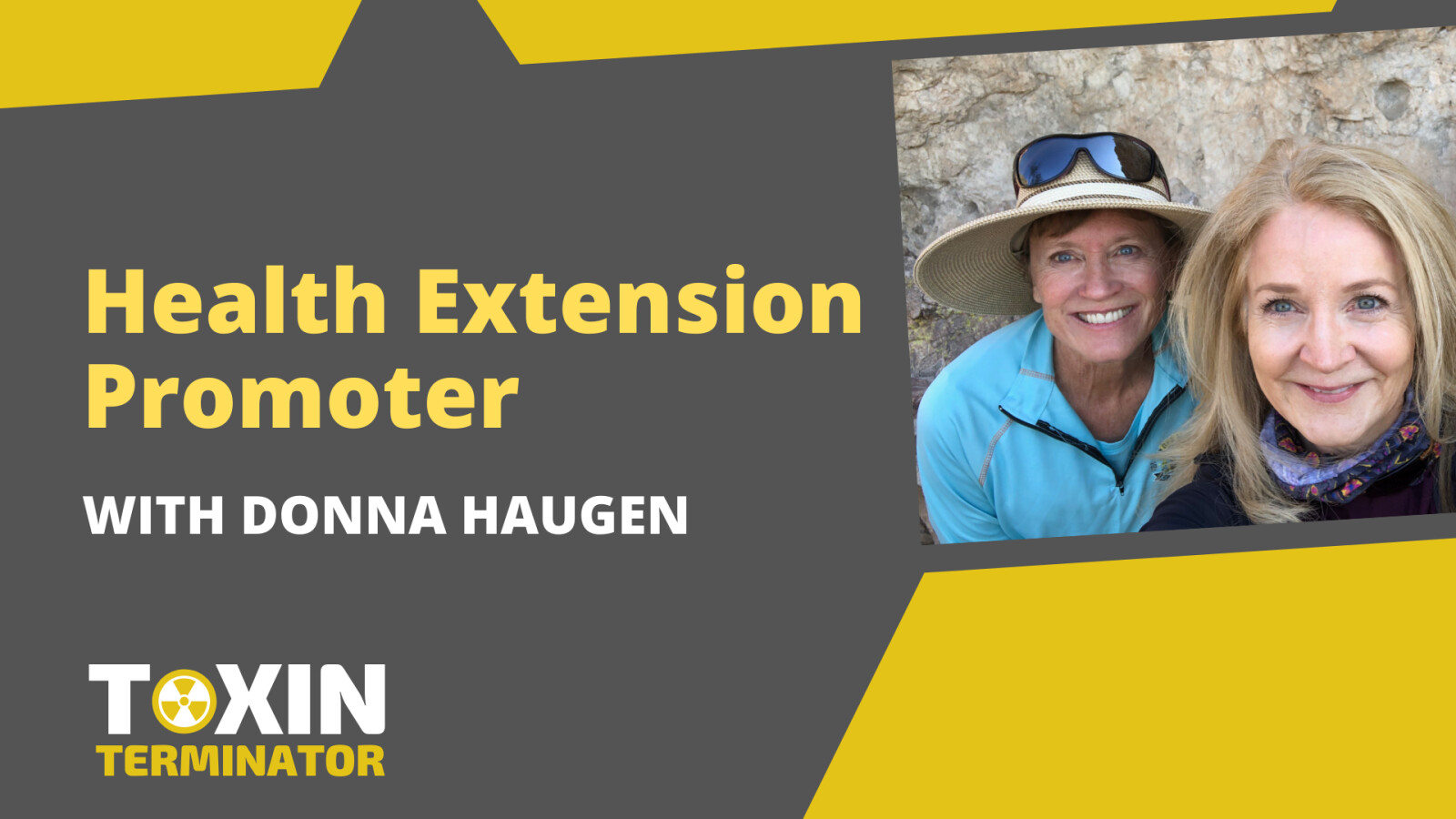 Health Extension Promoter with Donna Haugen