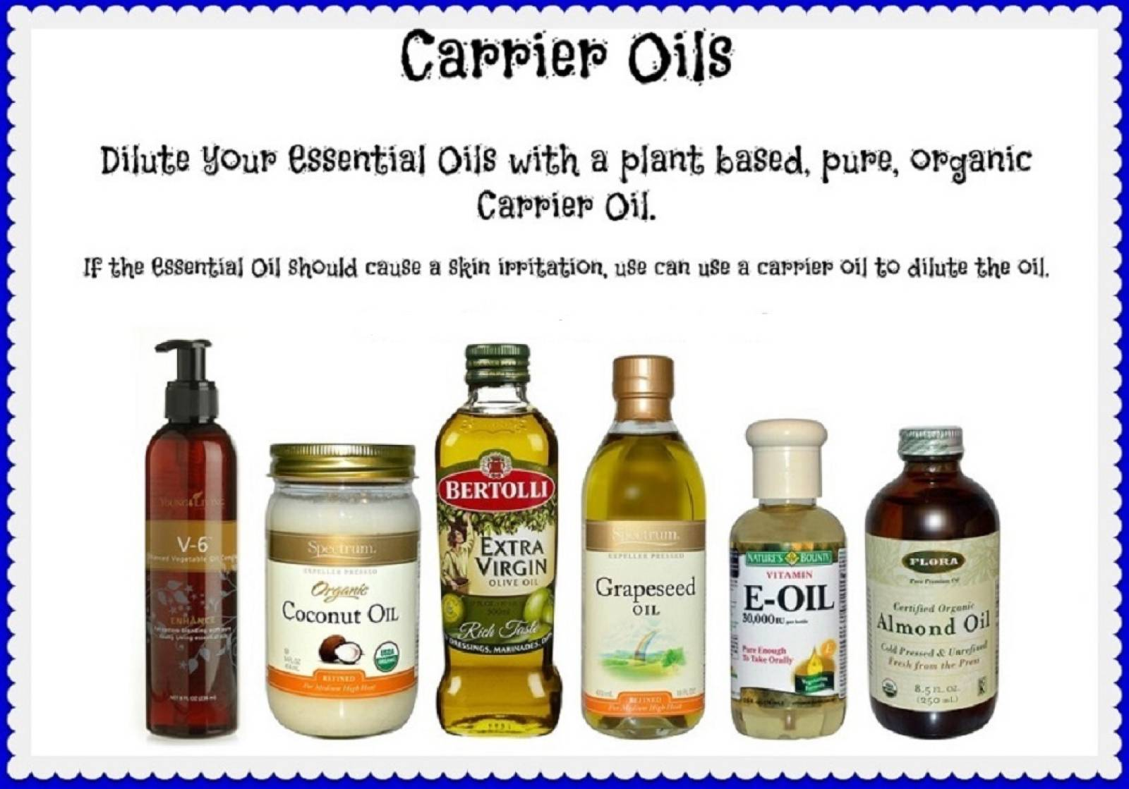 Carrier Oils