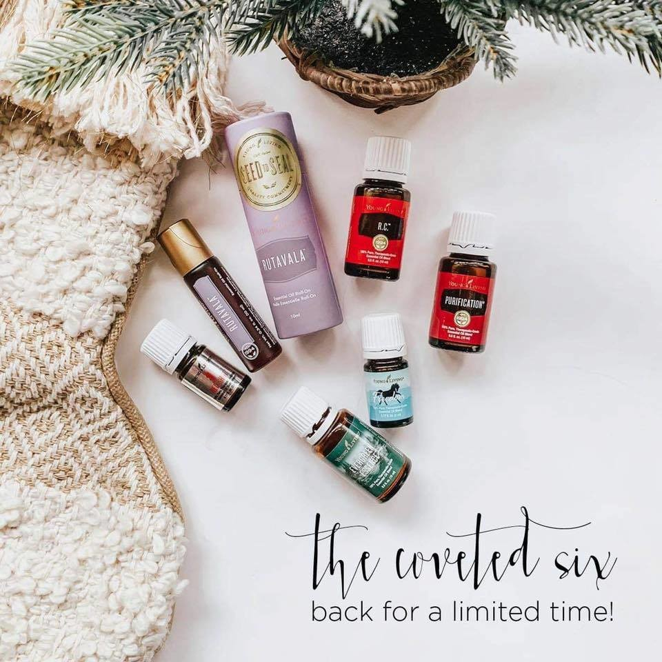 End of Year Exclusive Oils on Sale!