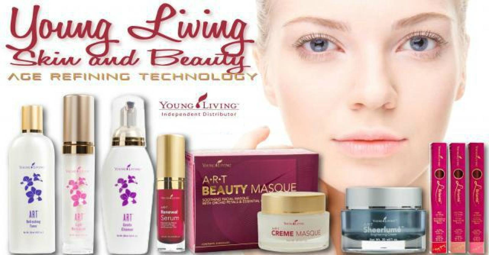 How Young Living Helped Me Find My Fearless Face