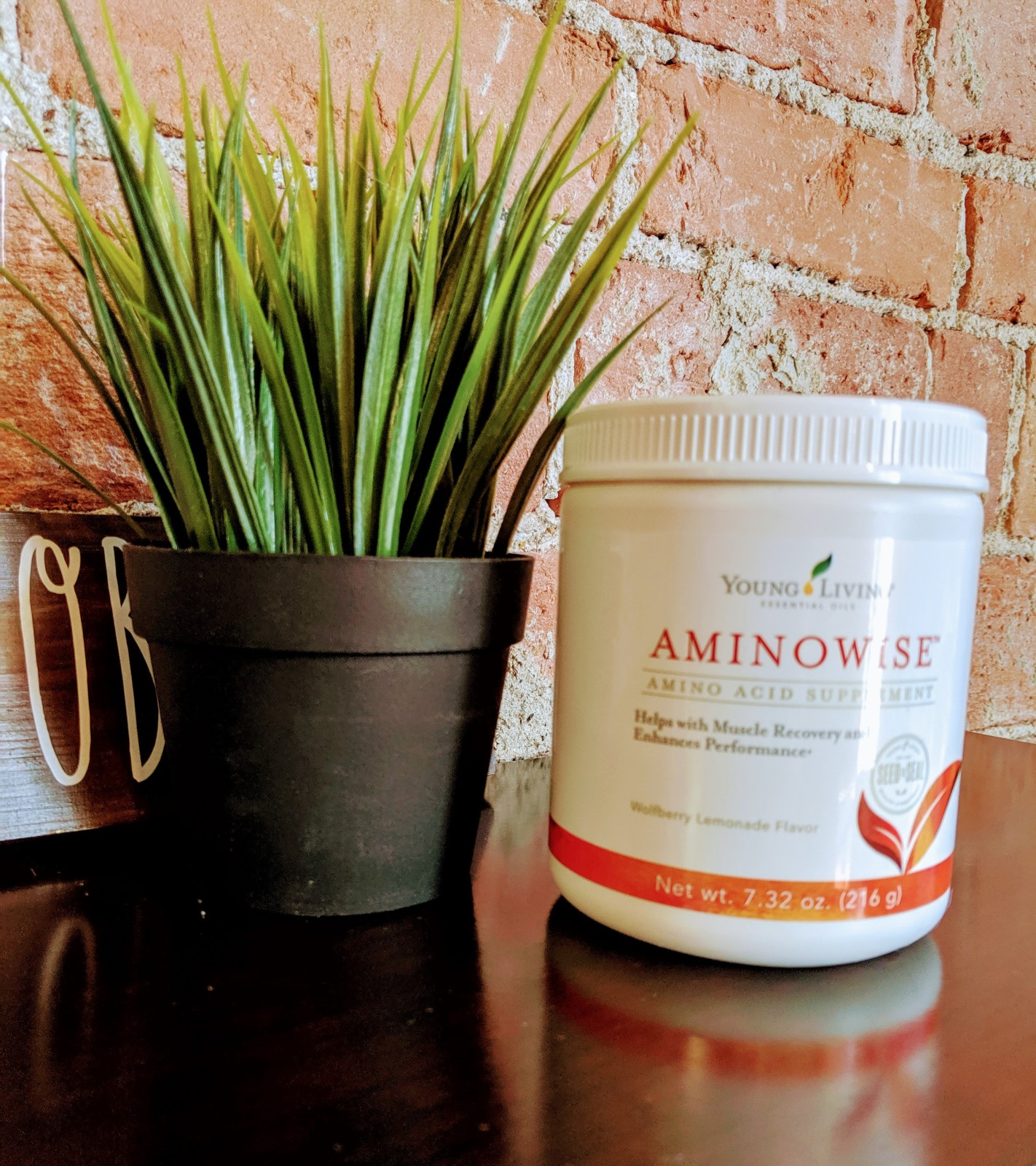Save Your Workout with Aminowise