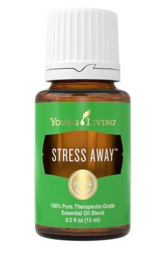 Stress Away. It just does just that!