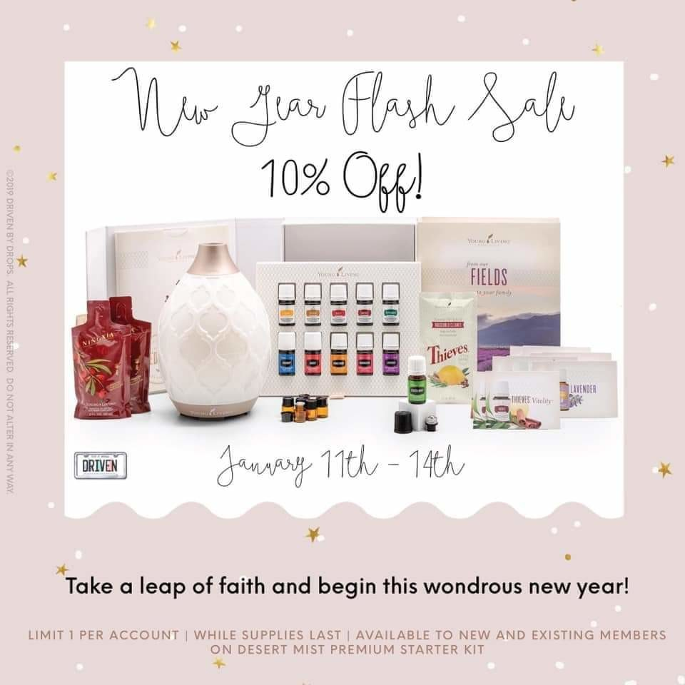 Whoot whoot! FLASH SALE = PSK + DESERT MIST DIFFUSER