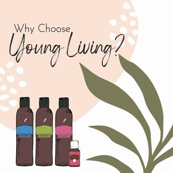 🤔🤔Why Choose Young Living?🤔🤔