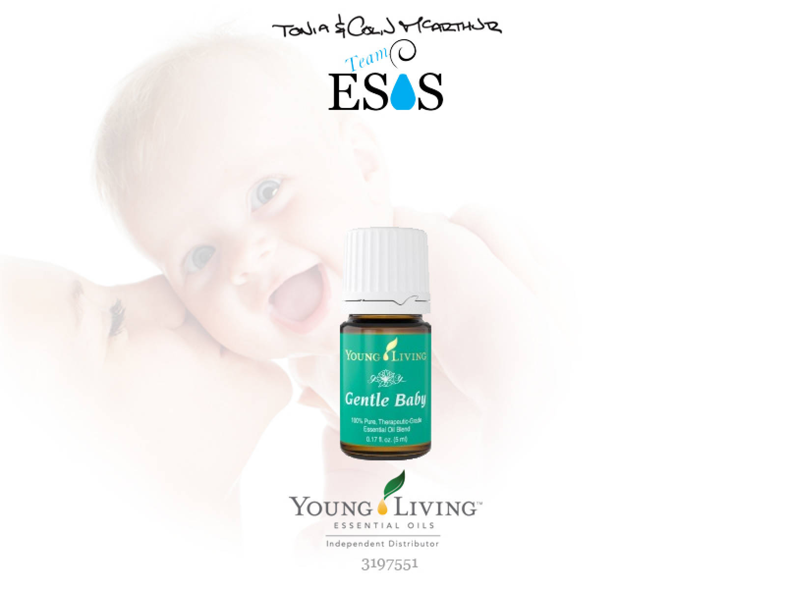 Babies And Essential Oils