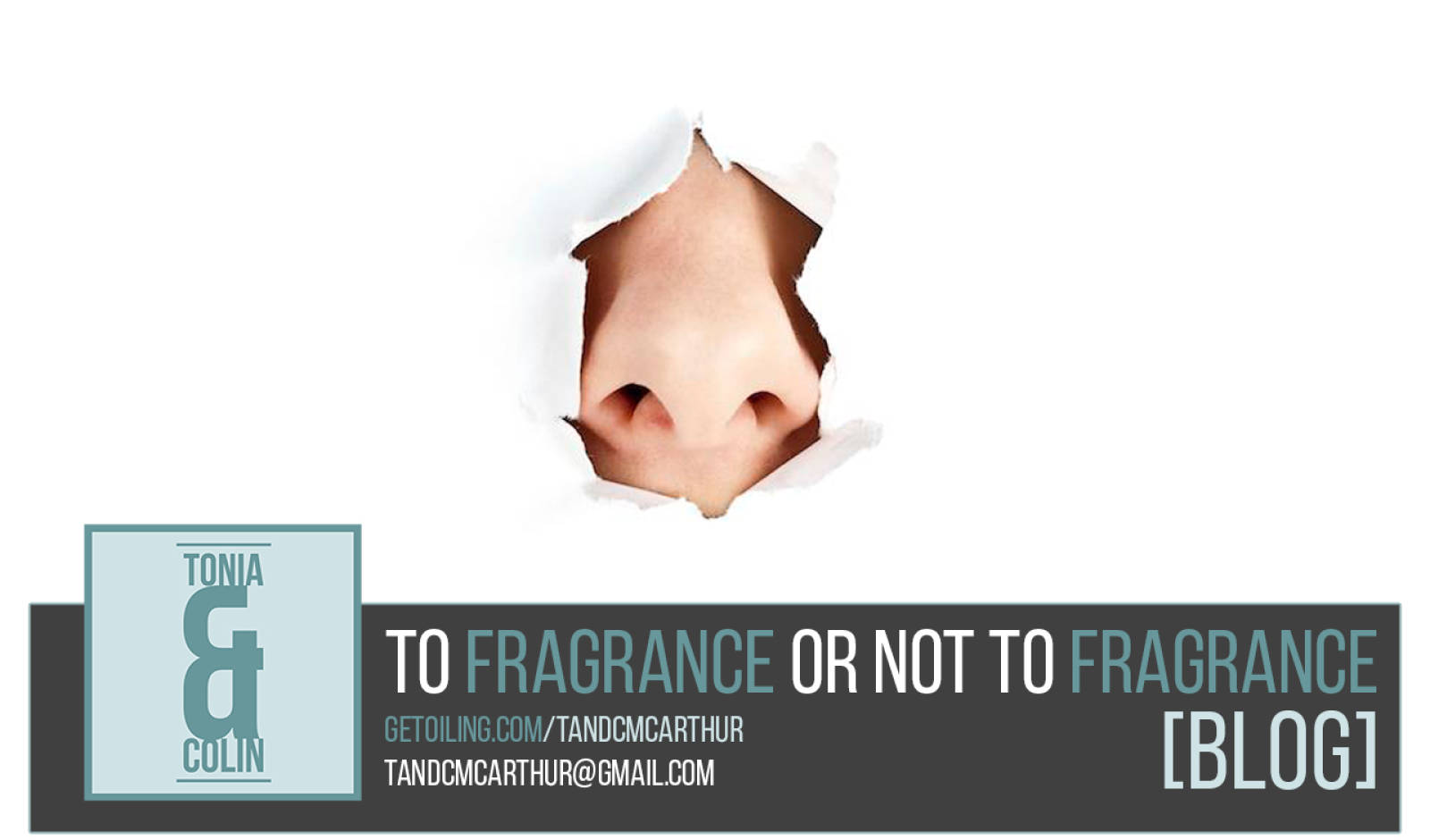 To Fragrance or Not To Fragrance