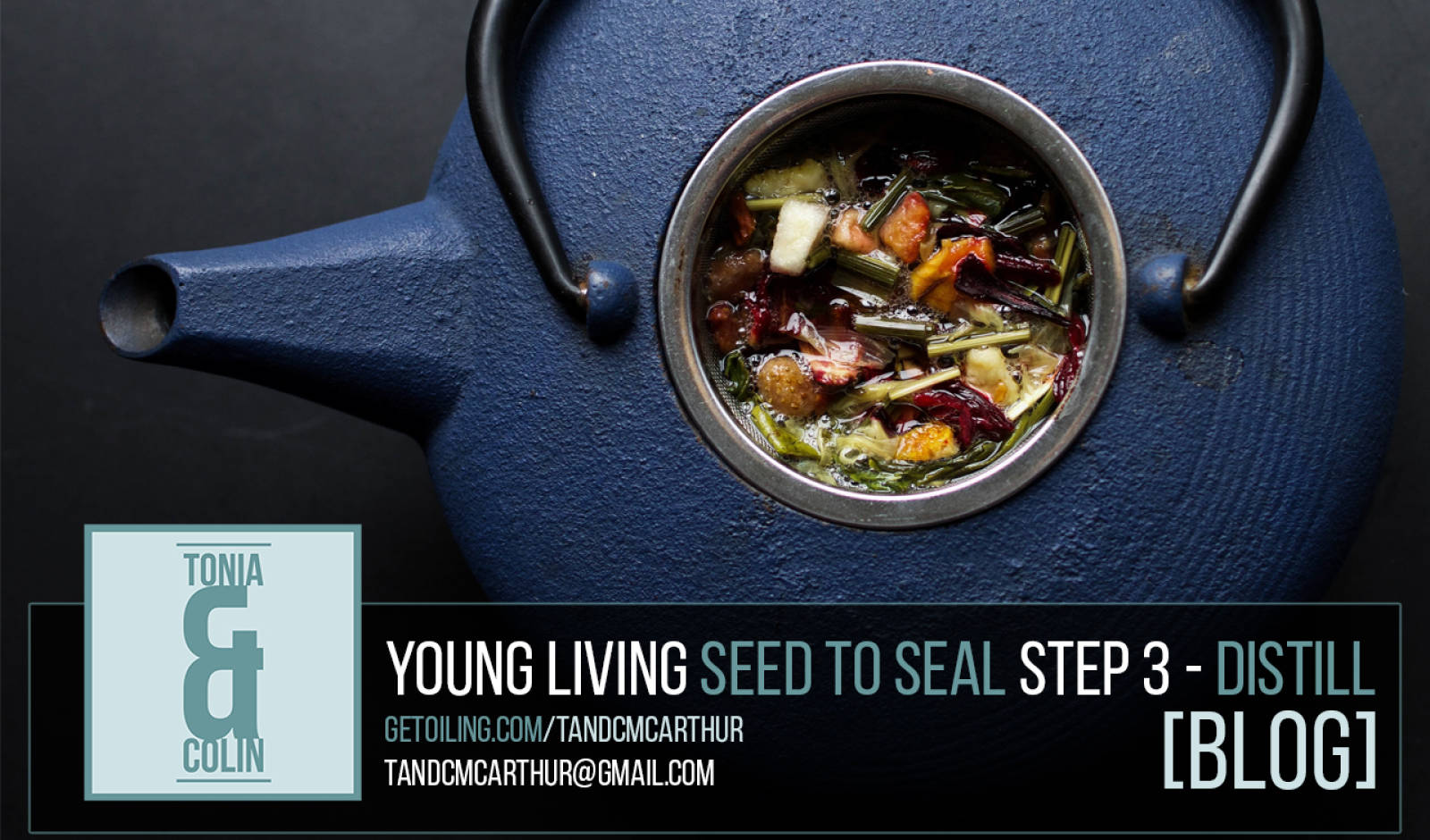 Young Living Essential Oils Seed to Seal Process - Step 3: Distillation