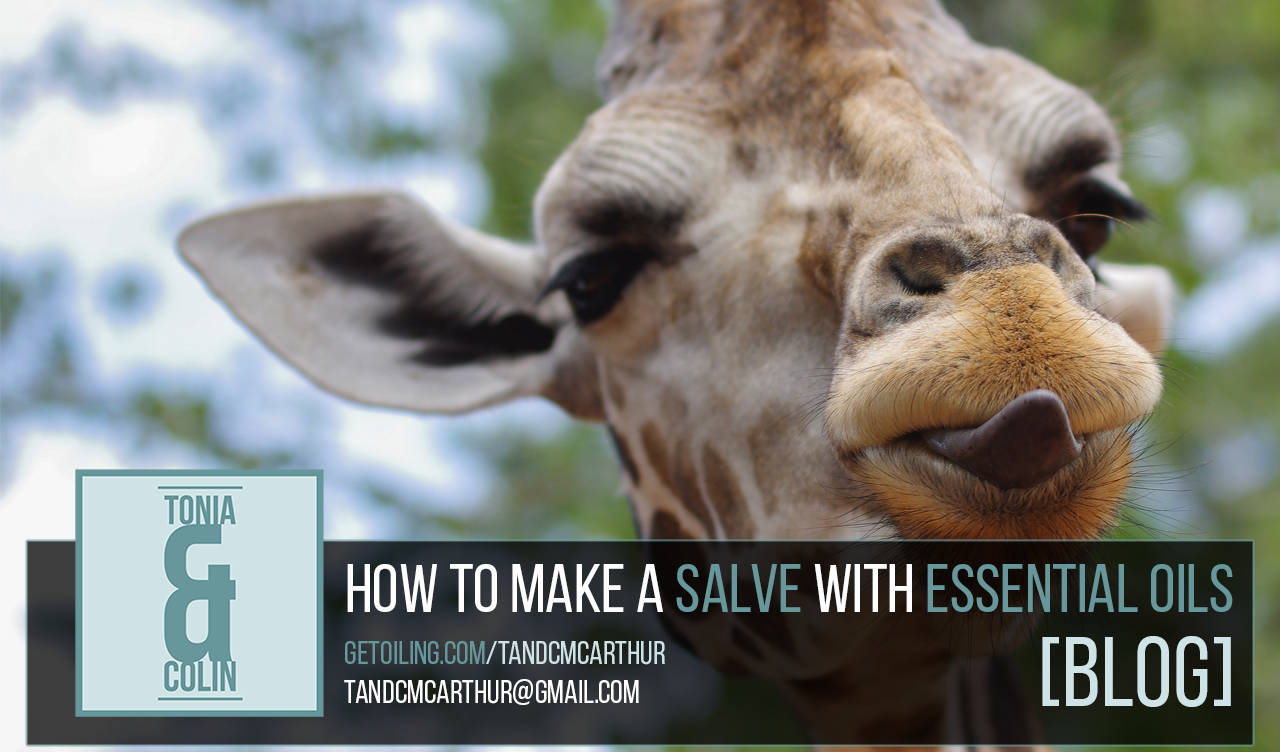 How To Make A Salve With Essential Oils