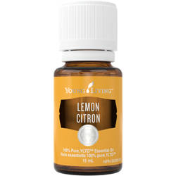 [NHP] Young Living Canada Natural Health Product Feature: Lemon