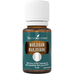 [NHP] Young Living Canada Natural Health Product Feature: Marjoram